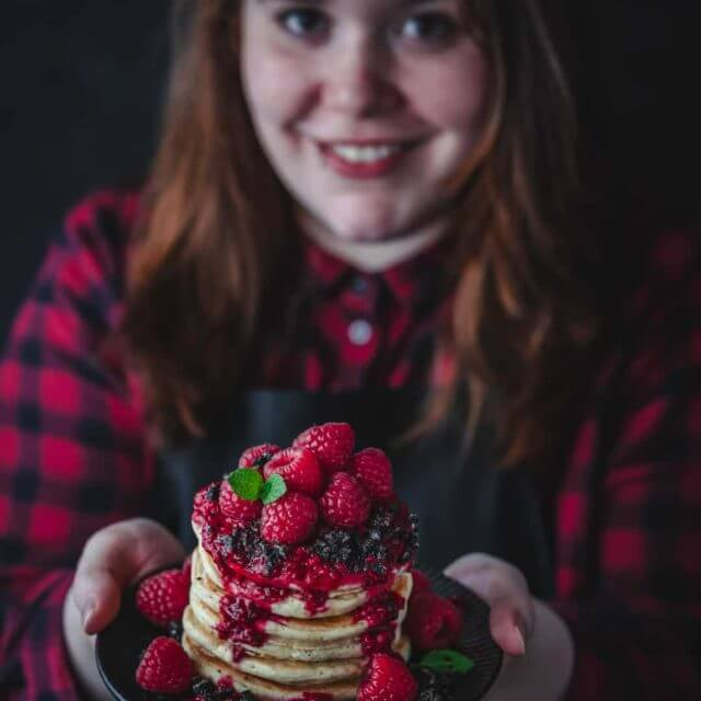Ronja Pfuhl - Food-Fotografie und Content Creation